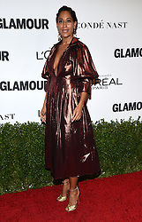 November 14, 2016 - Hollywood, California, U.S. - Tracee Ellis Ross arrives for the Glamour Women of the Year Awards 2016 at the Neuehouse Hollywood. (Credit Image: © Lisa O'Connor via ZUMA Wire)