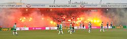 13.03.2011, Franz Horr Stadion, Wien, AUT, 1.FBL, FK Austria Wien vs SK Rapid Wien, im Bild Rapid Fans, EXPA Pictures © 2011, PhotoCredit: EXPA/ M. Gruber