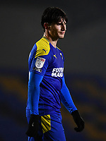 Football - 2020 / 2021 Sky Bet League One - AFC Wimbledon vs Peterborough United - Plough Lane<br /> <br /> AFC Wimbledon's Ryan Longman.<br /> <br /> COLORSPORT/ASHLEY WESTERN