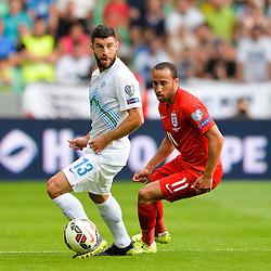 20150614: SLO, Football - Bojan Jokic and Andraz Kirm