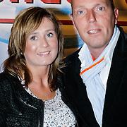 NLD/Utrecht/20121018- Premiere Speed, Rob Geus en partner Suzanne Ozek
