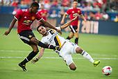 Soccer: 20170715 Manchester United vs LA Galaxy