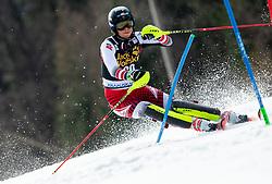 RUELAND Simon of Austria during the Audi FIS Alpine Ski World Cup Men's Slalom 58th Vitranc Cup 2019 on March 10, 2019 in Podkoren, Kranjska Gora, Slovenia. Photo by Matic Ritonja / Sportida