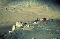 Inde - Province du Jammu Cachemire -  Ladakh - Monastère bouddhiste de Spituk