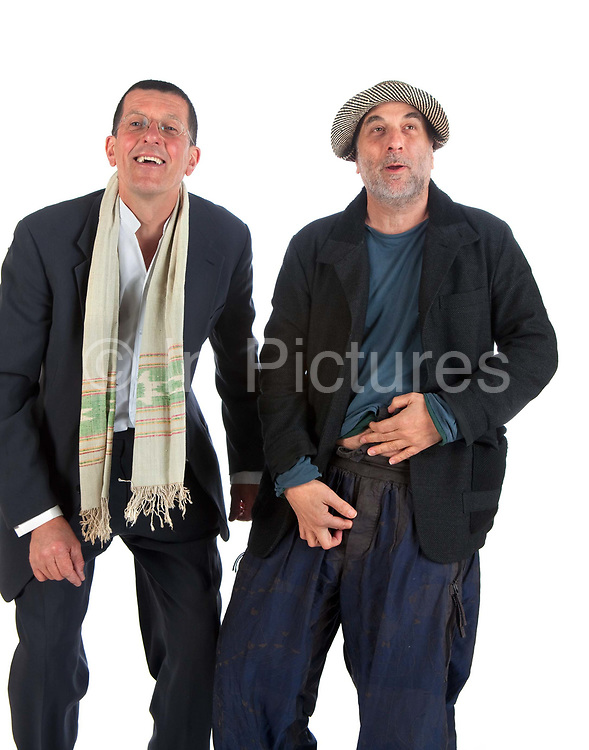 Anthony Gormley & Ron Arad<br /> Anthony Gormley is is an English sculptor, known best for public works such as Angel of the North.<br /> Ron Araad, designer & architect<br /> Born in tel aviv in 1951, studied at the jerusalem academy of art (1971-73), moved to<br /> london and studied at the architectural association in london (1974-79),<br /> 1981 with caroline thorman established 'one off ltd', a design studio, workshops and<br /> showroom in covent garden.<br /> 1989 (with caroline thorman) founded 'ron arad associates', an architecture and design<br /> pratice in chalk farm.