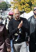 Washington, D.C-Oct 10:  Recording Artist/Actor Common attends the Million Man March 20th Anniversary March aka JusticeOrElse March held in Washington, D.C. on October 10, 2015.  Photo by Terrence Jennings/terrencejennings.com
