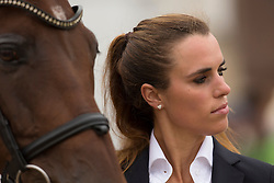 Merel Blom, (NED), Rumour Has It - First Horse Inspection  - Alltech FEI World Equestrian Games™ 2014 - Normandy, France.<br /> © Hippo Foto Team - Dirk Caremans<br /> 25/06/14