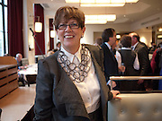 PRUE LEITH, Literary charity First Story fundraising dinner. Cafe Anglais. London. 10 May 2010. *** Local Caption *** -DO NOT ARCHIVE-© Copyright Photograph by Dafydd Jones. 248 Clapham Rd. London SW9 0PZ. Tel 0207 820 0771. www.dafjones.com.<br /> PRUE LEITH, Literary charity First Story fundraising dinner. Cafe Anglais. London. 10 May 2010.
