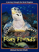Endorsed by editors at Ranger Rick, Smithsonian and BBC Wildlife Magazine for its<br /> breathtaking photographs, charming story and inspiring message, Fishy Friends is<br /> sure to engage young readers.<br /> <br /> It's an intriguing and humorous account of life in the sea, as told by Charlie the <br /> Crab, the endearing narrator, and his group of wonderfully wacky and weird pals.<br /> <br /> In countless schools, libraries and conservation organizations, Fishy Friends is <br /> praised by parents, teachers and librarians for its easy-to-read format and visual <br /> appeal.<br /> <br /> ISBN 978-0-9728653-0-2 <br /> 8.5 x 11 inches (portrait)<br /> Hardcover with dust jacket; 64 pages<br /> $19.95<br /> Ages 4-10