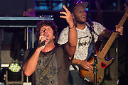 Billy Currington performs at Gexa Energy Pavilion in Dallas, Texas on June 6, 2015.