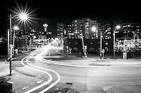 Broad Street & Alaskan Way Intersection, Belltown