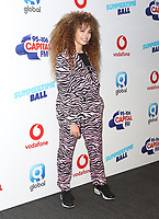 Ella Eyre, Capital's Summertime Ball with Vodafone, Wembley Stadium, London, UK, 09 June 2018, Photo by Richard Goldschmidt