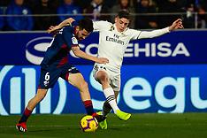 Huesca vs Real Madrid - 09 December 2018