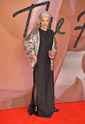 Maye Musk attending The Fashion Awards 2016 at the Royal Albert Hall, London.