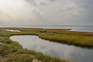 Shinnecock Bay , Southampton, Long Island, New York