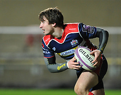 Rhodri Williams of Bristol Rugby - Mandatory by-line: Paul Knight/JMP - 13/01/2017 - RUGBY - Ashton Gate - Bristol, England - Bristol Rugby v Bath Rugby - European Challenge Cup