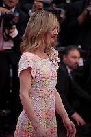 Actress and Singer Vanessa Paradis, at the gala screening for Woody Allen's film Café Society at the 69th Cannes Film Festival, Wednesday 11th May 2016, Cannes, France. Photography: Doreen Kennedy