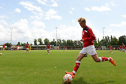 - Photo mandatory by-line: Dougie Allward/JMP - Mobile: 07966 386802 - 05/07/2015 - SPORT - Football - Bristol - Brislington Stadium - Pre-Season Friendly