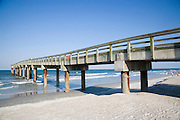 St. Augustine Beach Pier, Florida, USA<br />