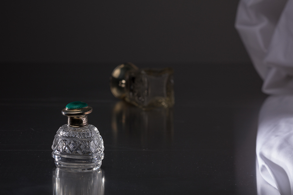 Scent Bottles: Study for an Allegory of the Sense of Smell