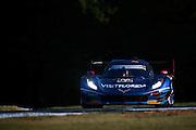 October 1, 2016: IMSA Petit Le Mans, #90 Ryan Dalziel, Marc Goossens, Visit Florida Racing, Daytona Prototype
