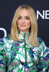 Sophie Turner at the 2019 Billboard Music Awards held at the MGM Grand Garden Arena in Las Vegas, USA on May 1, 2019.