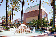 Cerritos Towne Center and Water Fountain