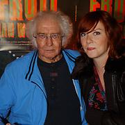 NLD/Muiderberg/20050915 - Perspresentatie Turks Fruit de Musical, Jan Wolkers en Jelka van Houten