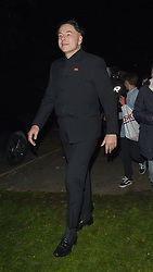 Celebrities attend an annual Halloween party, held at the Hampstead home of talk show host Jonathan Ross. 31 Oct 2017 Pictured: David Walliams. Photo credit: Will / Craig / MEGA TheMegaAgency.com +1 888 505 6342