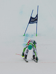 22.12.2013, Gran Risa, Alta Badia, ITA, FIS Ski Weltcup, Alta Badia, Riesenslalom, Herren, 2. Durchgang, im Bild Felix Neureuther (GER) // Felix Neureuther of Germany in action during 2nd run of mens Giant Slalom of the Alta Badia FIS Ski Alpine World Cup at the Gran Risa Course in Alta Badia, Italy on 2012/12/22. EXPA Pictures © 2013, PhotoCredit: EXPA/ Johann Groder