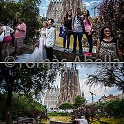 Plaça de Gaudí.