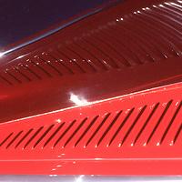 Classic Racing Ferrari rear vents