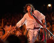 AEROSMITH performs at Riverbend Music center in cincinnati Ohio  on August 13, 2003