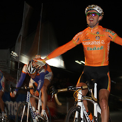 Sportfoto archief 2006-2010<br /> 2010<br /> Samuel Sanchez (Euskatel) wint de 28e profronde van Almelo