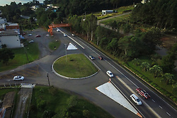 Banco de imagens das rodovias administradas pela EGR - Empresa Gaúcha de Rodovias. ERS-122 Passarela em Flores da Cunha. FOTO: Jefferson Bernardes/ Agencia Preview