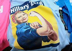 Hillary Clinton's supporters attend a conversation with families about her agenda to support children and families and create an economy that works for everyone at Haverford Community Recreation & Environmental Center in Haverford, PA, USA, on October 4, 2016. Photo by Dennis Van Tine/ABACAPRESS.COM