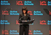 Michelle Obama speaking in Chicago