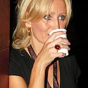 NLD/Hilversum/20061003 - 1e Tryout concert Rene Froger, Natasja Froger - Kunst
