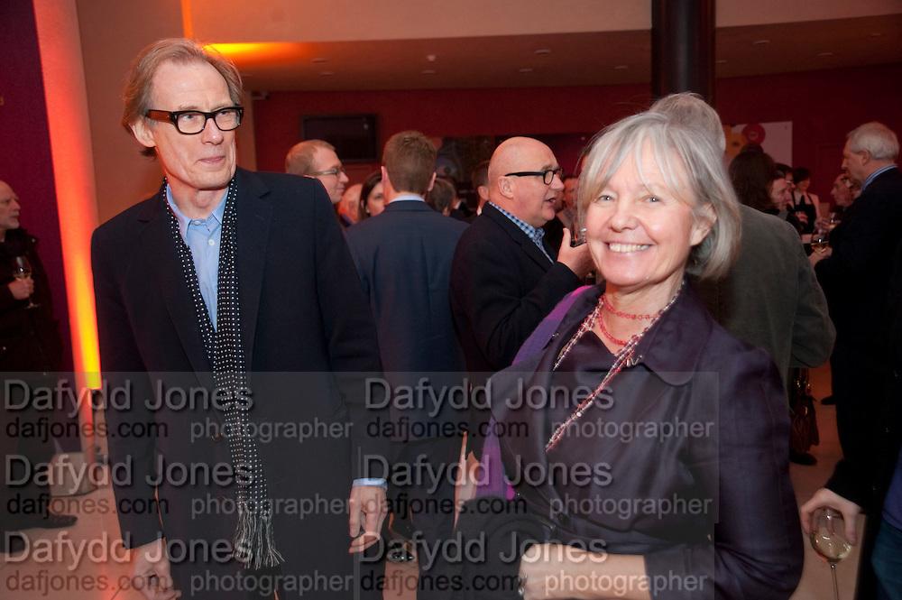 BILL NIGHY; MARY MOORE, Henry Moore, Tate Britain. London. 22 February 2010