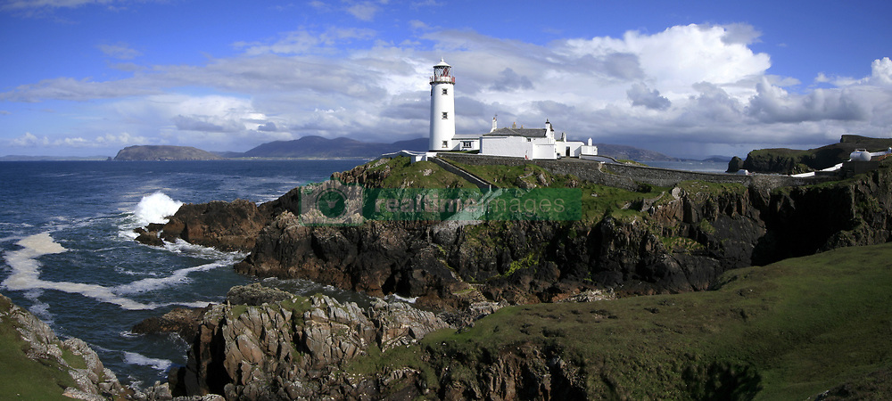 July 21, 2019 - Fanad Lighthouse, Fanad, County Donegal Ireland (Credit Image: © Peter Zoeller/Design Pics via ZUMA Wire)
