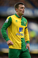 Jonny Howson of Norwich City looking on. Barclays Premier league match, Chelsea v Norwich city at Stamford Bridge in London on Saturday 21st November 2015.<br /> pic by John Patrick Fletcher, Andrew Orchard sports photography.