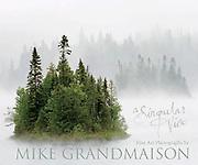 PRODUCT: Book<br /> TITLE: A Singular View<br /> CLIENT: Friesens /Grandmaison Photography