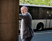 Lausanne, juillet 2021. Giona A. Nazzaro, nouveau directeur artistique du festival de Locarno. © Olivier Vogelsang