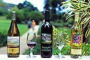 Wine, Tedeschi Vinyards, Ulupalakua, Maui, Hawaii<br />