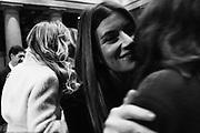 Annagrazia Calabria. Presentazione dell'ultimo libro di Bruno Vespa 'Soli al Comando'.  Tempio di Adriano. Roma 13 dicember 2017. Christian Mantuano/Oneshot<br /> <br /> <br /> Former Prime Minister Silvio Berlusconi attends the launch of the last book by journalist Bruno Vespa at the 'Tempio di Adriano'. Rome 13 december 2017. Christian Mantuano / OneShot