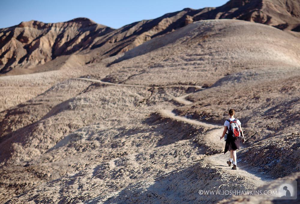 Death Valley National Park - Zabriskie Point