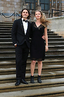 Jack Harries and Alice Aedy, Our Planet - Global premiere, Natural History Museum, London, UK, 04 April 2019, Photo by Richard Goldschmidt