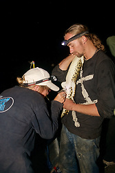 Audrey & Kevin Checking Sex Of Crocodile
