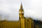 Houses of Parliament, Palace of Westminster and Big Ben,  London, United Kingdom