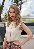 Actress Nora Von Waldstätten at the Personal Shopper film photo call at the 69th Cannes Film Festival Tuesday 17th May 2016, Cannes, France. Photography: Doreen Kennedy